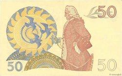 50 Kronor SUÈDE  1989 P.53d SUP