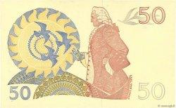 50 Kronor SUÈDE  1989 P.53d NEUF