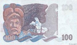 100 Kronor SUÈDE  1983 P.54c TTB+