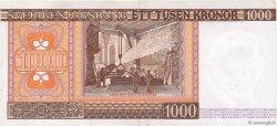 1000 Kronor SUÈDE  1977 P.55a TTB+