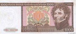 1000 Kronor SUÈDE  1984 P.55b TTB