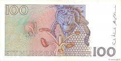 100 Kronor SUÈDE  1986 P.57a TTB