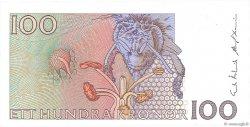 100 Kronor SUÈDE  1986 P.57a SUP