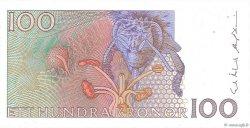 100 Kronor SUÈDE  1987 P.57a SPL