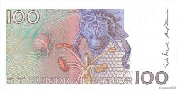 100 Kronor SUÈDE  1988 P.57a NEUF