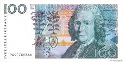 100 Kronor SUÈDE  1999 P.57b NEUF