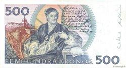 500 Kronor SUÈDE  1988 P.58b TTB+