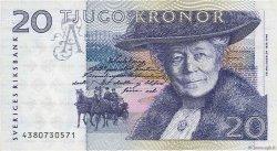 20 Kronor SUÈDE  1994 P.61b TTB