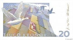 20 Kronor SUÈDE  1995 P.61b NEUF