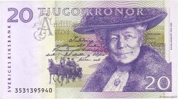 20 Kronor SUÈDE  2003 P.63b SPL