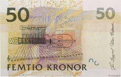 50 Kronor SUÈDE  2004 P.64a NEUF