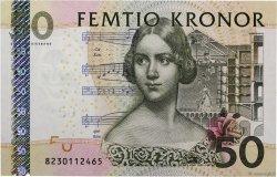 50 Kronor SUÈDE  2008 P.64b NEUF