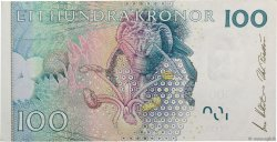 100 Kronor SUÈDE  2001 P.65a TTB+