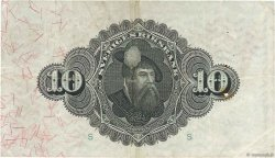 10 Kronor SUÈDE  1935 P.34r TTB