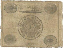 1 Pound ÎLE DE MAN  1849 PS.131var B+