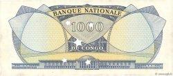 1000 Francs CONGO (RÉPUBLIQUE)  1964 P.008a SPL