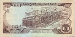 100 Dirhams MAROC  1970 P.59a TTB