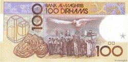 100 Dirhams MAROC  1987 P.62a SPL