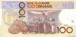 100 Dirhams MAROC  1987 P.62a NEUF
