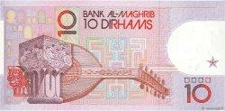 10 Dirhams MAROC  1987 P.63b SPL