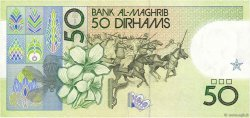 50 Dirhams MAROC  1987 P.64b SUP