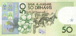 50 Dirhams MAROC  1987 P.64b NEUF