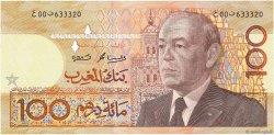 100 Dirhams MAROC  1987 P.65b NEUF