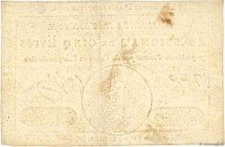 5 Livres FRANCE  1792 Ass.30a TTB