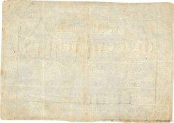 100 Francs FRANCE  1795 Ass.48a TTB