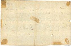 50 Livres Tournois FRANCE  1720 Dor.24 TB+