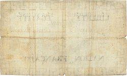 400 Livres FRANCE  1792 Ass.38a B+