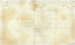 400 Livres FRANCE  1792 Ass.38a pr.TTB