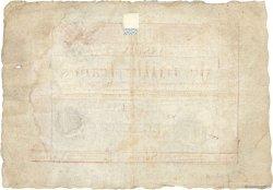 1000 Francs FRANCE  1795 Ass.50a TB