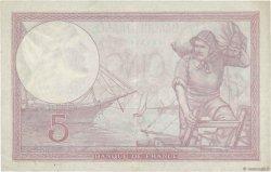 5 Francs VIOLET modifié FRANCE  1939 F.04.12 TTB+