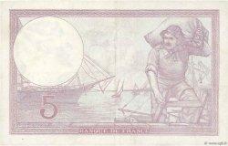 5 Francs VIOLET modifié FRANCE  1940 F.04.17 TTB