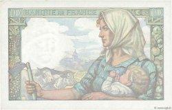 10 Francs MINEUR FRANCE  1941 F.08.02 SPL