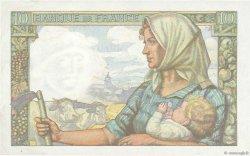 10 Francs MINEUR FRANCE  1942 F.08.04 TTB+