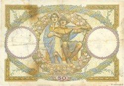 50 Francs LUC OLIVIER MERSON type modifié FRANCE  1933 F.16.04 pr.TTB