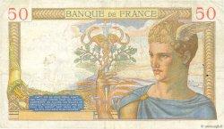 50 Francs CÉRÈS FRANCE  1935 F.17.03 TB+