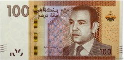 100 Dirhams MAROC  2012 P.76 NEUF