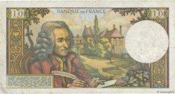 10 Francs VOLTAIRE FRANCE  1964 F.62.07 TB