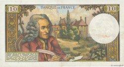 10 Francs VOLTAIRE FRANCE  1964 F.62.11 TTB