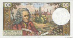 10 Francs VOLTAIRE FRANCE  1966 F.62.22 SUP