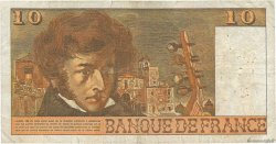 10 Francs BERLIOZ FRANCE  1974 F.63.03 B