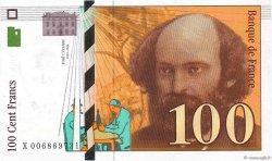 100 Francs CÉZANNE FRANCE  1997 F.74.01 SPL