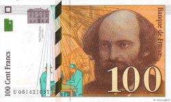 100 Francs CÉZANNE FRANCE  1998 F.74.02 SUP+