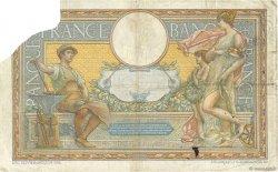 100 Francs LUC OLIVIER MERSON avec LOM FRANCE  1909 F.22.02 B