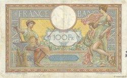 100 Francs LUC OLIVIER MERSON sans LOM FRANCE  1911 F.23.03 pr.TB
