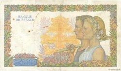 500 Francs LA PAIX FRANCE  1940 F.32.06 TB