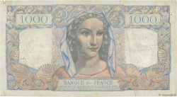 1000 Francs MINERVE ET HERCULE FRANCE  1946 F.41.14 TB à TTB